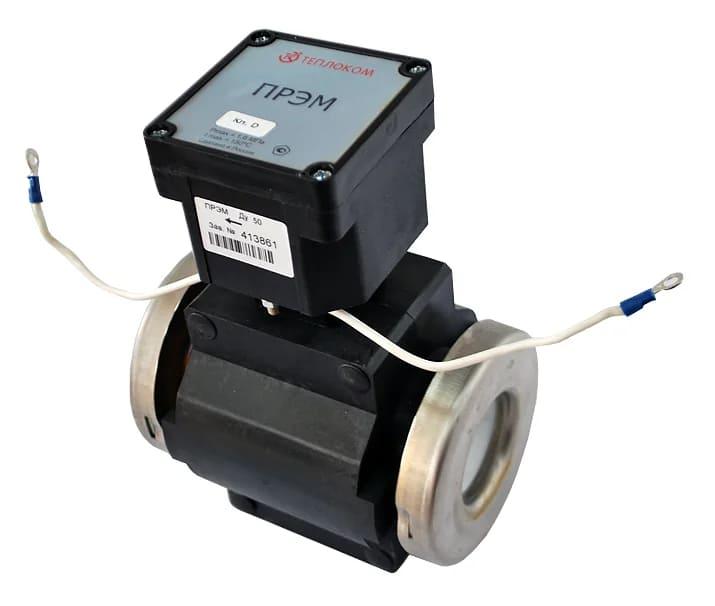 Поверка электромагнитных расходомеров ПРЭМ
