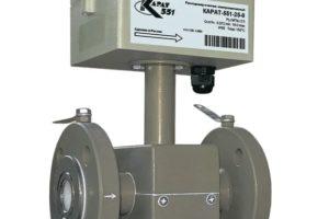 Поверка электромагнитных расходомеров КАРАТ-551